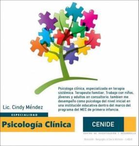 Psicóloga clínica especializada en terapia sistémica en Paraguay