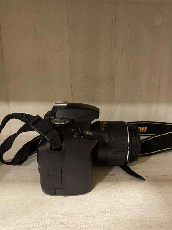 Cámara Nikon D3300 - 1