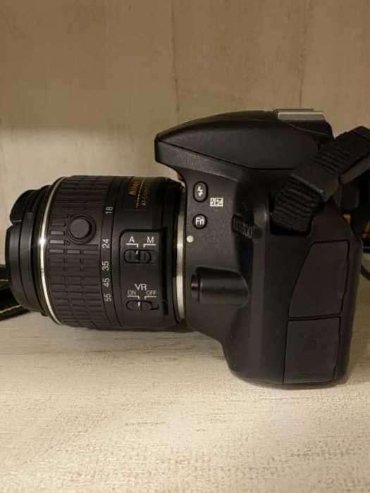 Cámara Nikon D3300 - 2