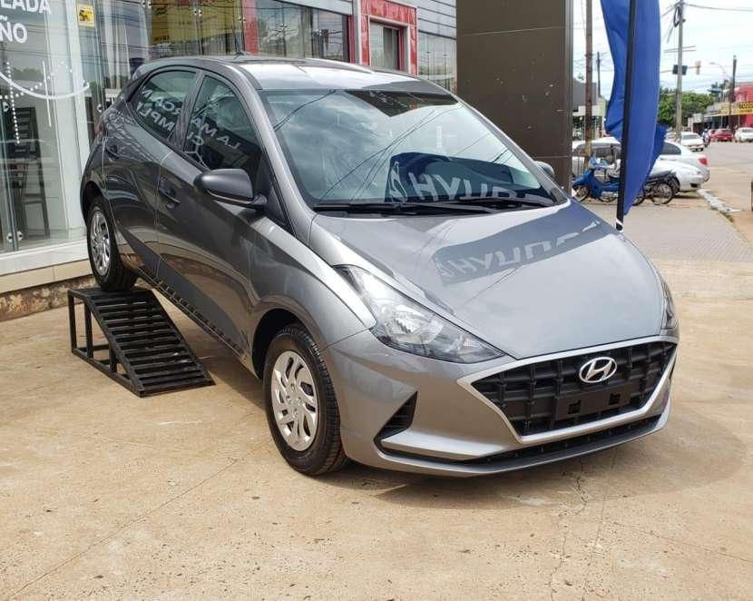 Hyundai HB20 2022 - 0
