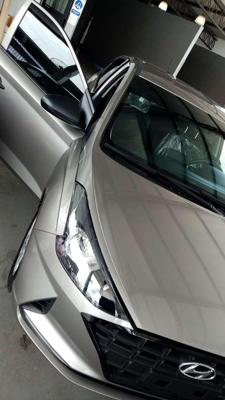 Hyundai HB20 2022 - 2