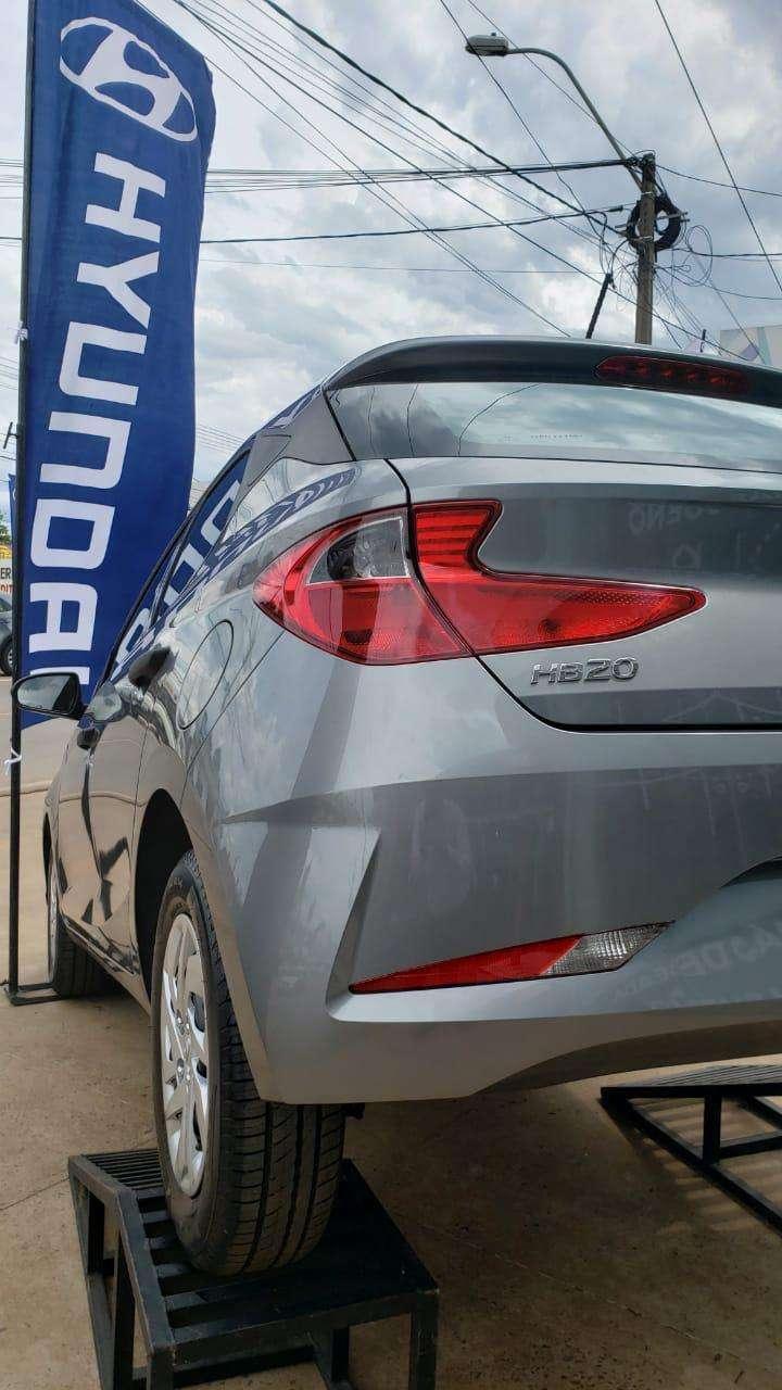 Hyundai HB20 2022 - 5