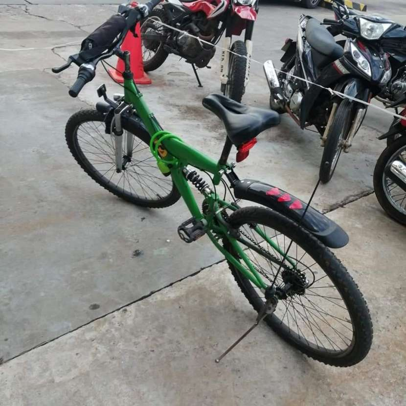 Bicicleta aro 26 - 0