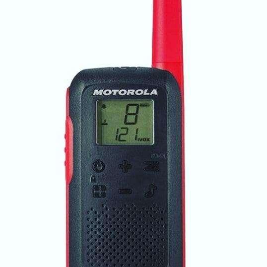 Walkie Motorola t 210 hasta 32 km - 1