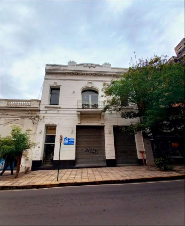 Salón Barrio Catedral Asunción - 1