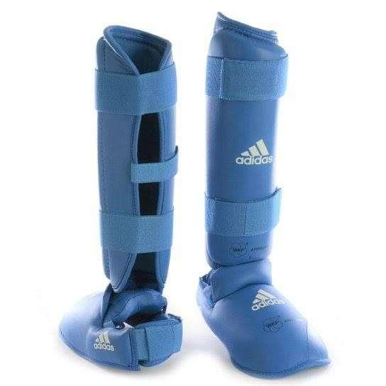Canillera Adidas de Muay thai / Kickboxing - 5