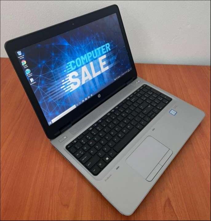 HP Probook Intel i5 7200u SSD 8gb - 2
