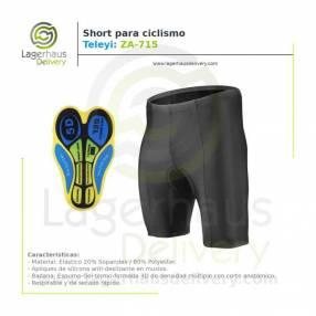 Short ciclista Teleyi