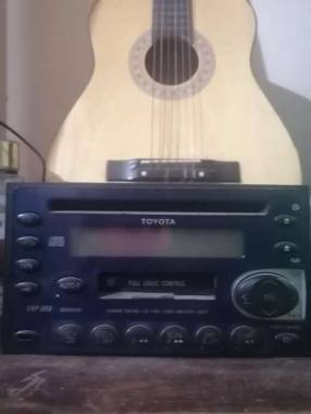 Autorradio original Toyota