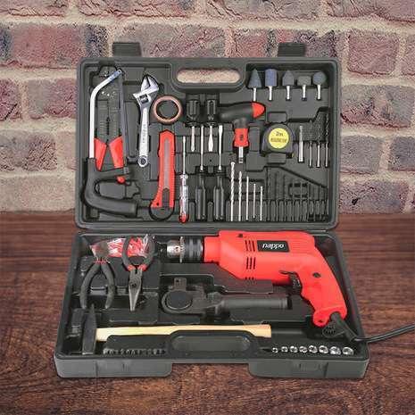 Kit de herramientas Nappo NHK-008 - 0