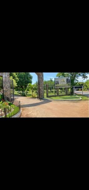 Parcela Campo Santo Los Jazmines Limpio
