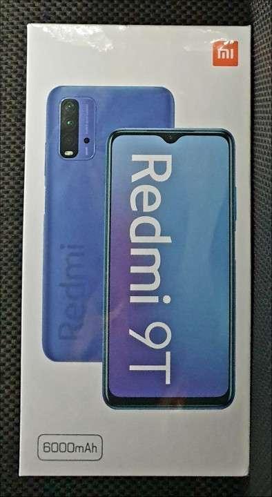 Redmi 9t de 128gb y 6000mah nuevo! - 0