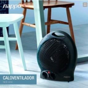 Estufa caloventilador Nappo NCE-016