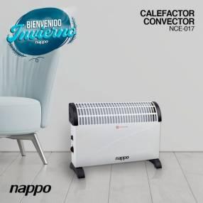 Calefactor Convector Nappo