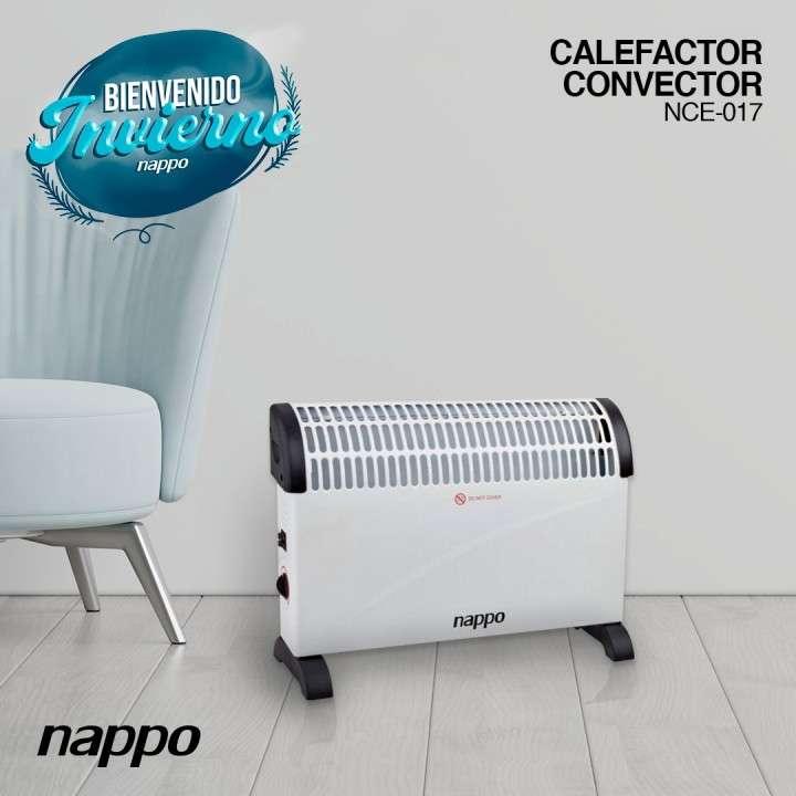 Calefactor Convector Nappo - 0