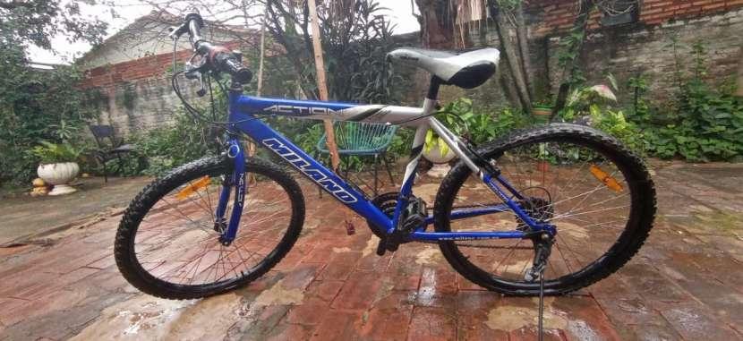 Bicicleta Milano aro 24 - 1