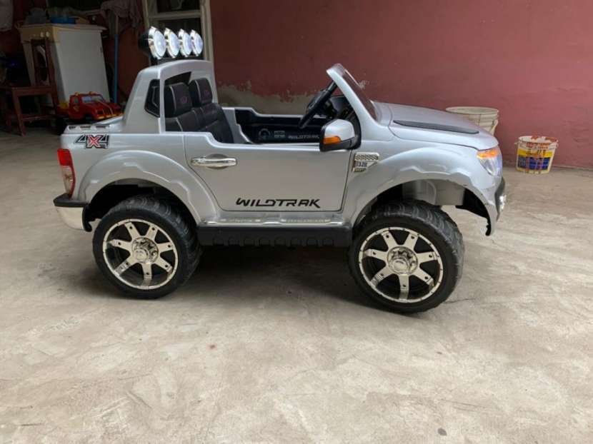 Camioneta de juguete Ford Ranger para niños - 7
