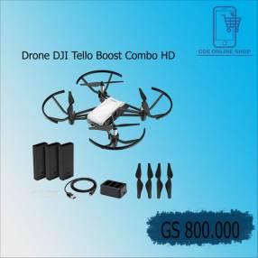 Drone Dji Tello Boost Combo Feel The Fun TLW004