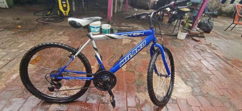 Bicicleta Milano aro 24 - 0