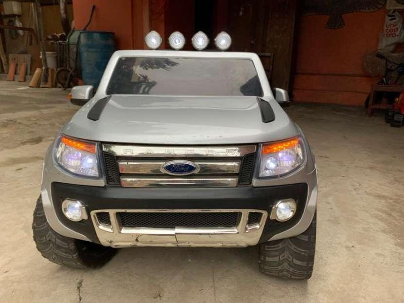 Camioneta de juguete Ford Ranger para niños - 3