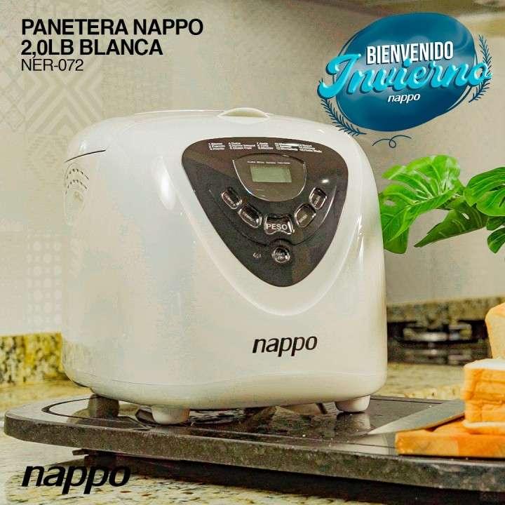 Panetera blanca Nappo 2.0LB - 0