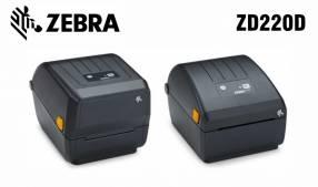 """Impresora Térmica Zebra ZD220D de Etiquetas 4"""""""