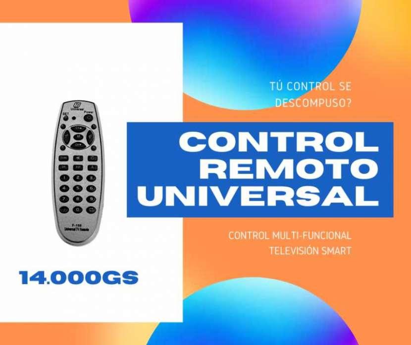 Control remoto universal - 0