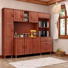 Mueble de Cocina 1164T finestra imbuia