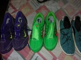 Calzados Nike calce 39/40