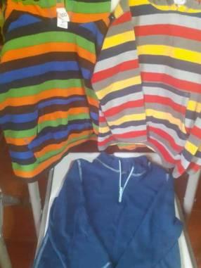Combo ropa de invierno para niños de 5 años