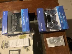 Mandos/Controles de PS4