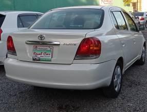 Toyota New Platz 2002