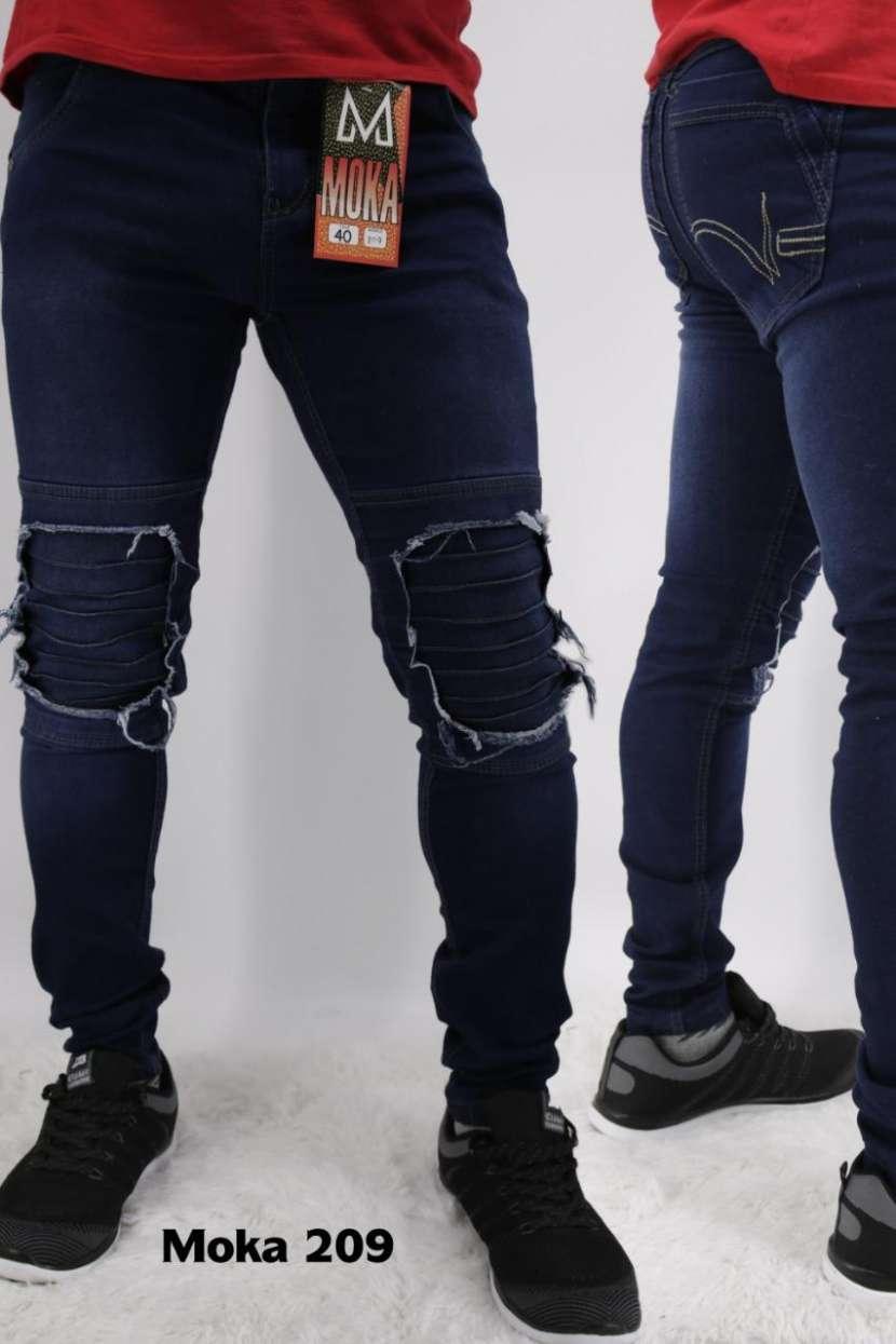 Jeans para caballero Moka 209 - 0