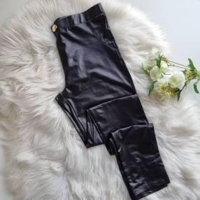 Pantalón símil cuero elastizado
