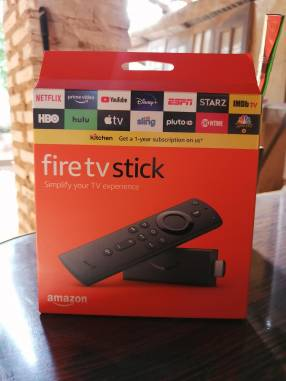 Amazon Fire TV stick 3era generación