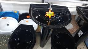 Juego de baño cisterna alta
