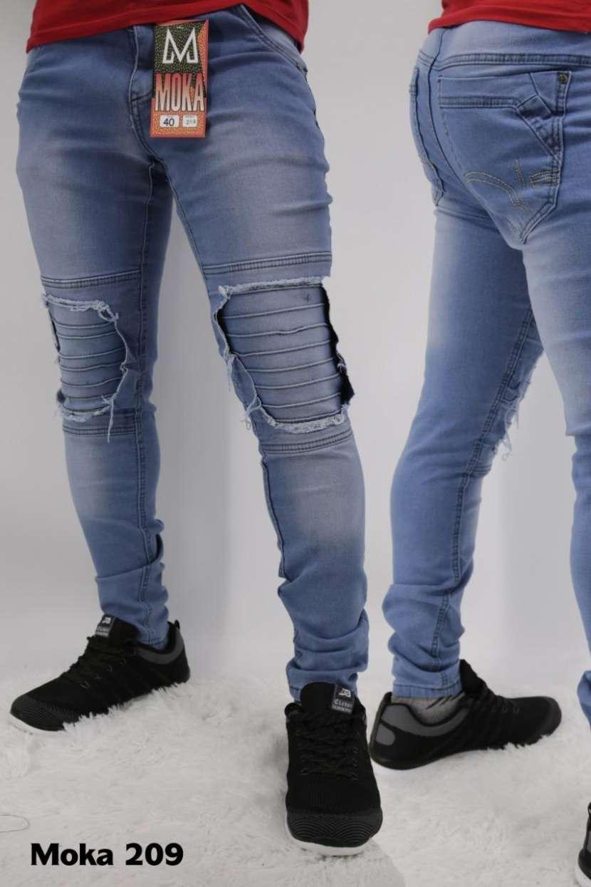 Jeans para caballero Moka 209 - 1