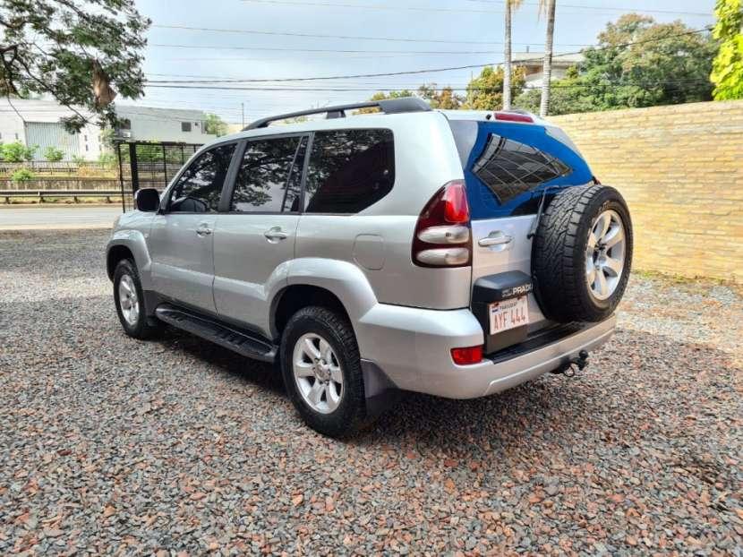 Toyota Land Cruiser Prado 2004 motor 1kz 3000 diésel mecánico - 4