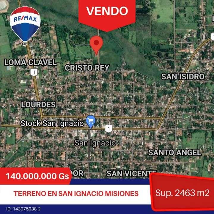 Terreno en Misiones Tañarandy - 2