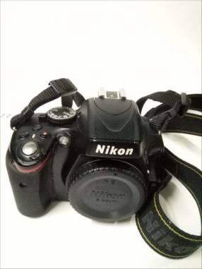 Nikon 5100, cuerpo en buen estado, batería,cargador, OFERTA'