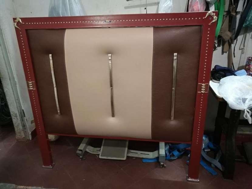 Reparación y retapizados de cabeceras de camas - 0