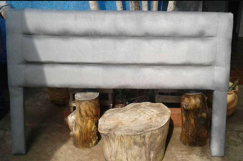Reparación y retapizados de cabeceras de camas - 1