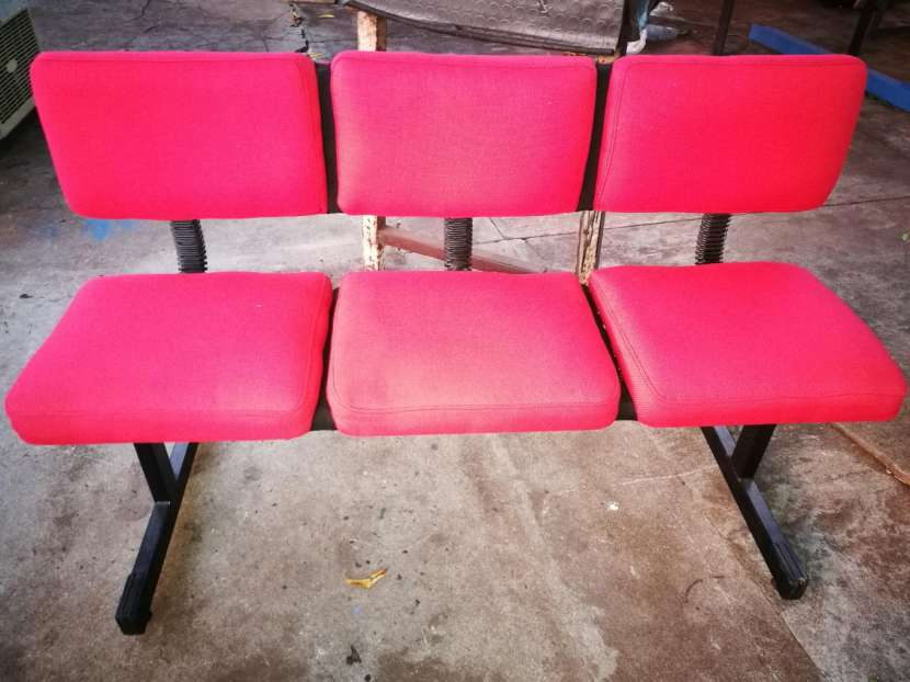 Retapizados para sillas de oficinas - 6