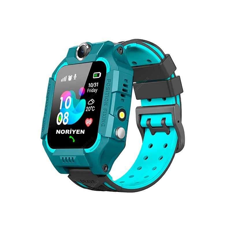 Smartwatch de niños q19 verde turquesa - 0