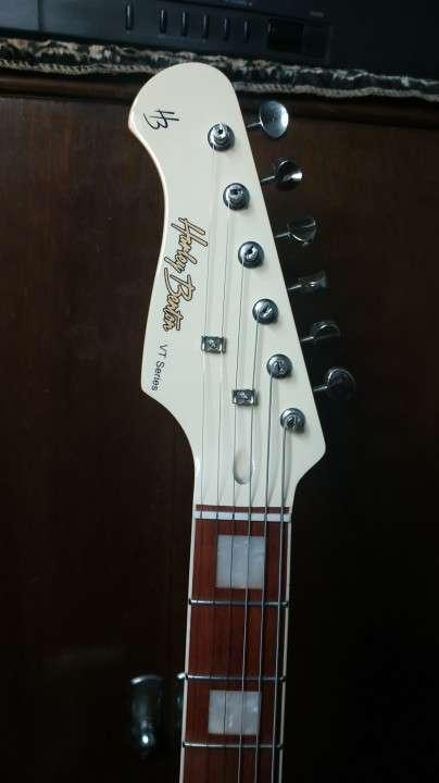 Guitarra Eléctrica para zurdo Harley Benton Tipo Jazzmaster - 5