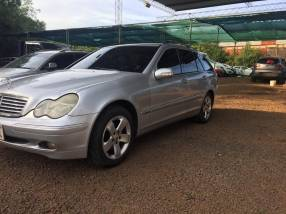 Mercedes Benz C270 CDI 2001