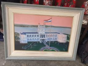 Cuadro del palacio de López 1998