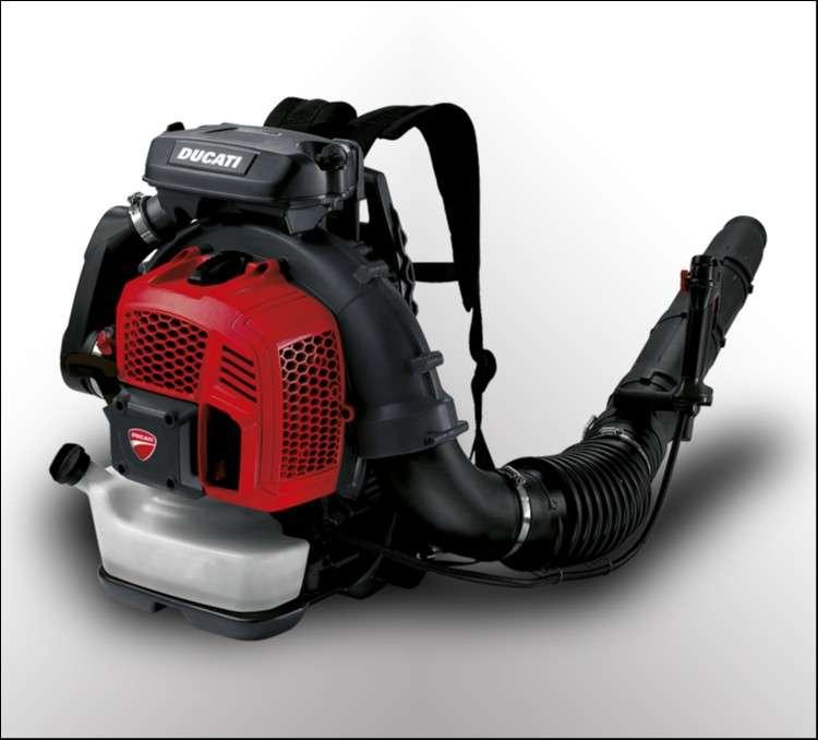Soplador Ducati - 0