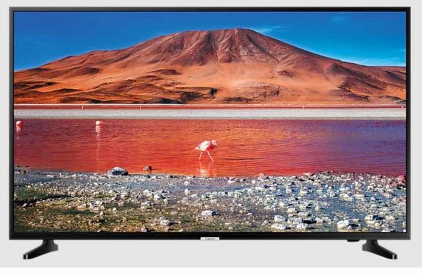 Smart TV LED Samsung 50 pulgadas UHD - 0