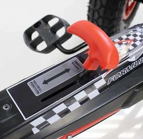 Kart a pedal para niños - 0
